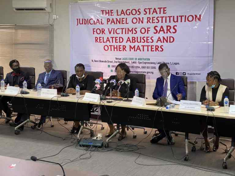 SARS officers pushed me from two-storey building – Paralyzed victim tells judicial panel
