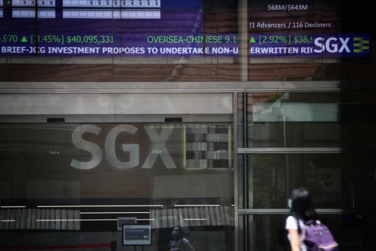 Singapore neck-and-neck with Thailand for Asia's worst stock market