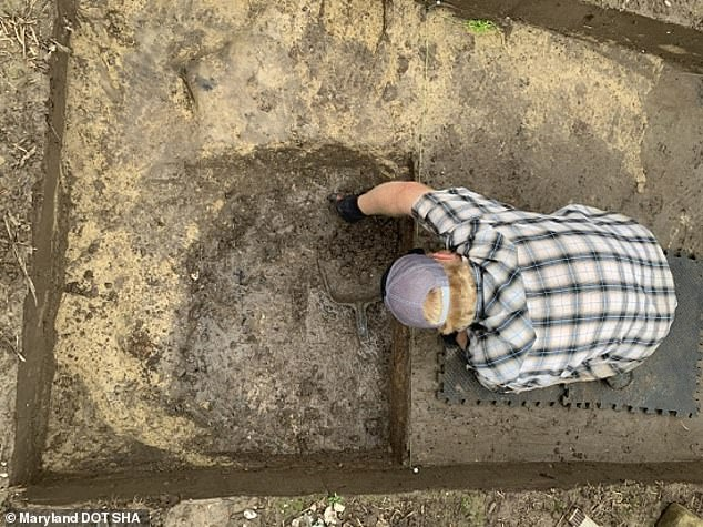 Slave quarters dating to the 18th century are unearthed at Jesuit plantation in Maryland