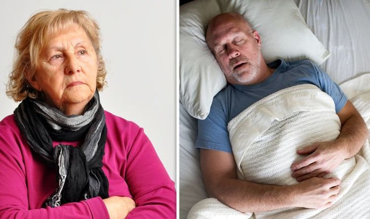Sleep apnoea: Three warning signs when you're awake you could have the condition
