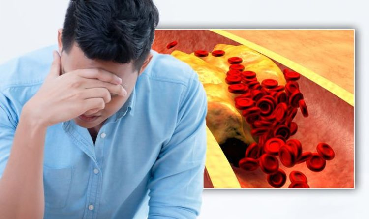 The sexual symptom of high cholesterol that you should never ignore