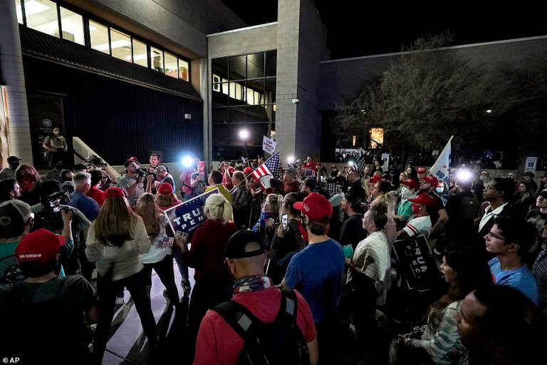 US Election 2020: Could Arizona flip to TRUMP? 400k votes uncounted