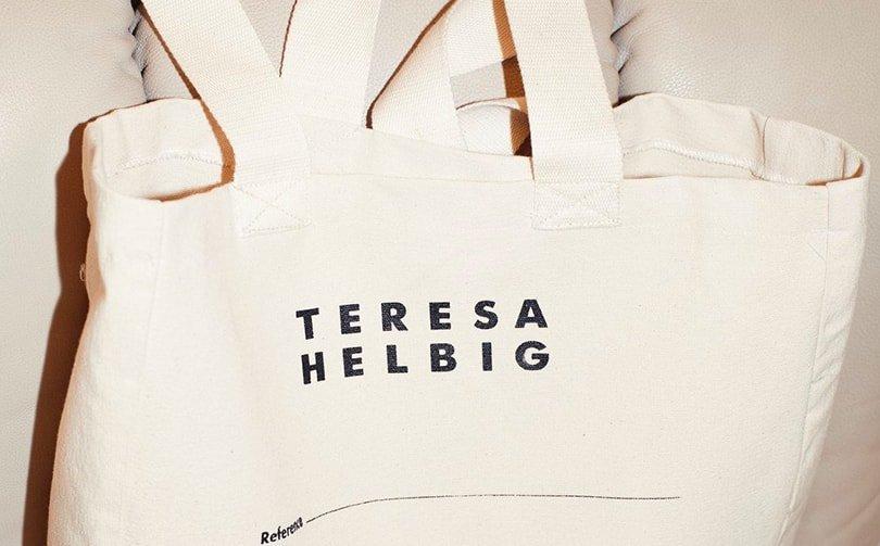 Video: Teresa Helbig's autumn winter 2020/2021 show