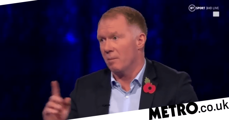 'He's doing nothing!': Paul Scholes blasts Manchester United star Anthony Martial after humiliating defeat
