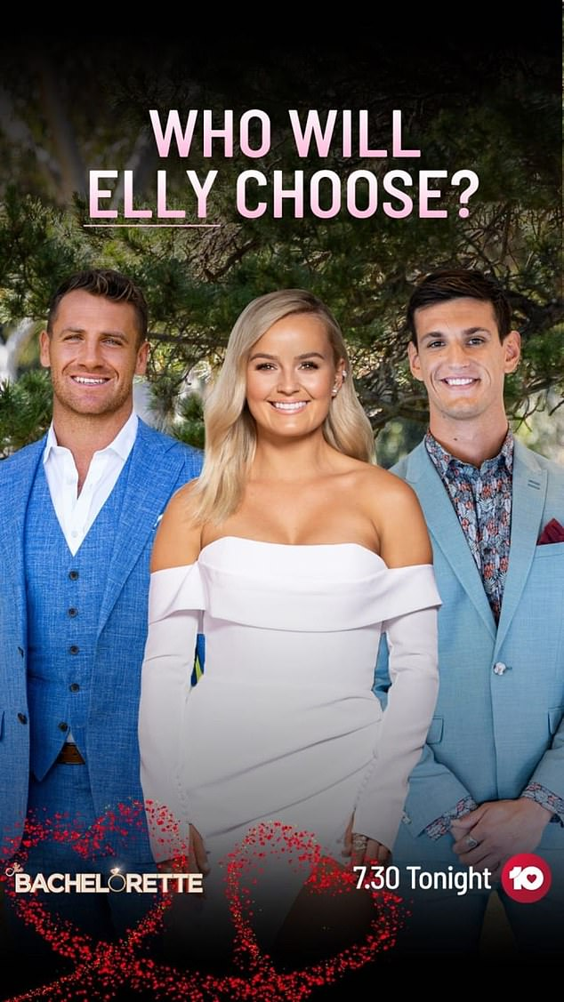 Who will win?The Bachelorette continues on Channel Ten, Thursday, 7.30pm