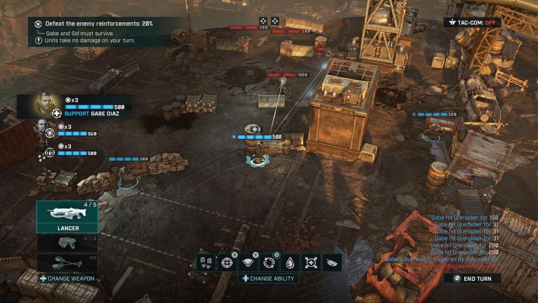 Xbox Series S Gears Tactics