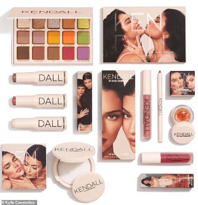 Throwback:The Kendall x Kylie Collection originally launched on June 26 via KylieCosmetics.com and many of the products sold out in under an hour