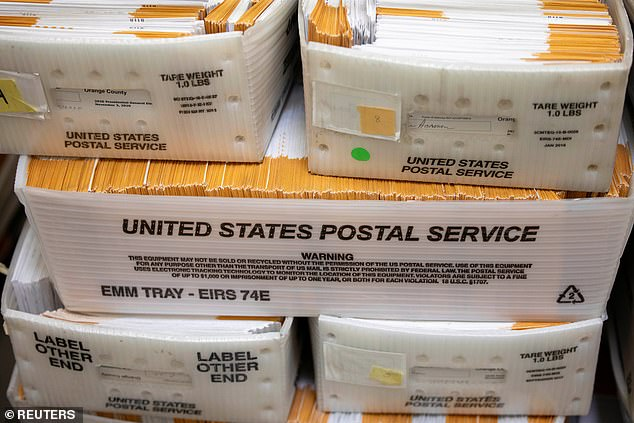 With a record number of mail-in votes, experts predict it could be days, or even weeks, before a winner in the 2020 presidential election is officially declared