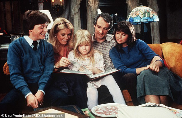 Family: The show, created by Gary David Goldberg, followed the unique family, comprised of two liberal former hippie parents (Baxter and Gross), their ultra-conservative son (Fox) and daughters (Yothers and Justine Bateman)