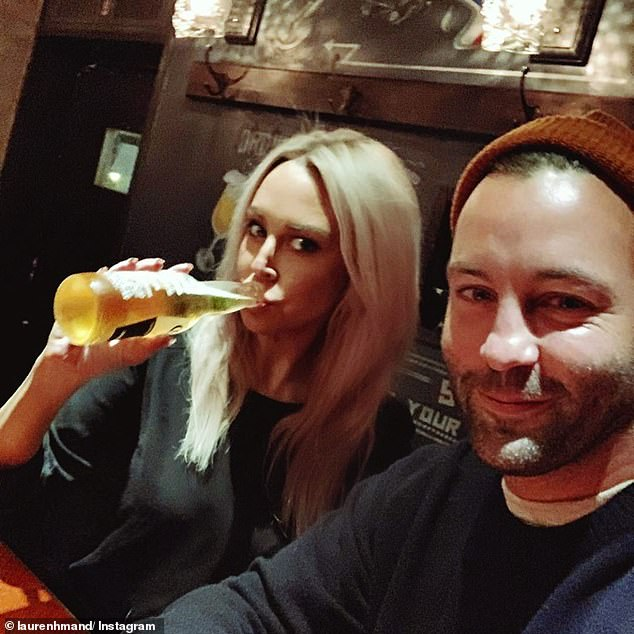 Issues:The 31-year-old has long been targeted by vicious trolls over her relationship with Jimmy (right) following his split from Nadia