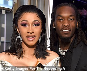 February 10, 2019: The couple make a glamorous appearance at the Grammy's to confirm their reunion (pictured)