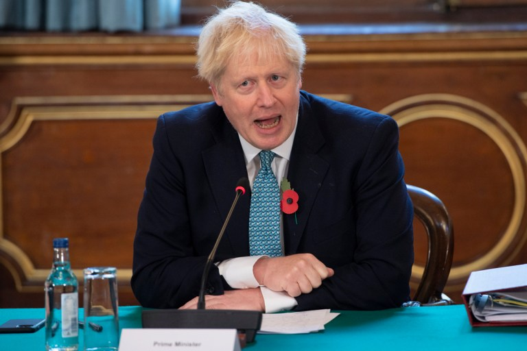 Boris Johnson poised to cut coronavirus isolation period down with crackdown on getting people to follow rules