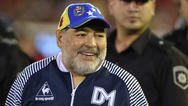 Diego Maradona to have surgery on blood clot on brain