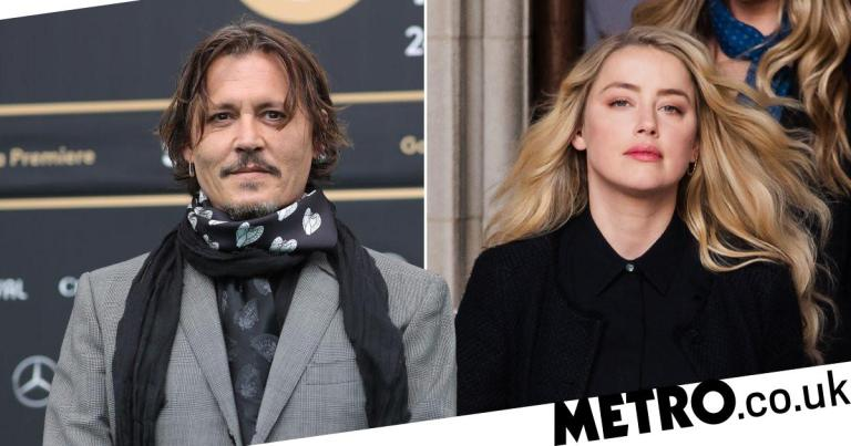 Domestic abuse charity hopes Johnny Depp verdict 'sends powerful message' as it's ruled he assaulted Amber Heard on 12 occasions
