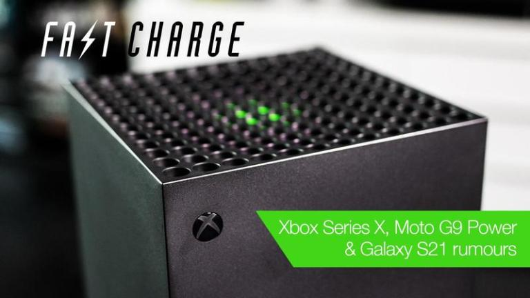 Fast Charge ep. 40: Xbox Series X & S, Moto G9 Power & Galaxy S21