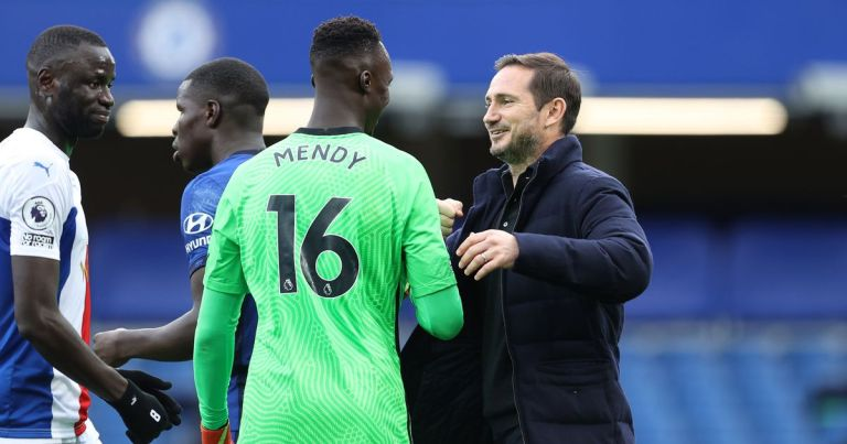 Frank Lampard's comments on Edouard Mendy show Kepa is already forgotten