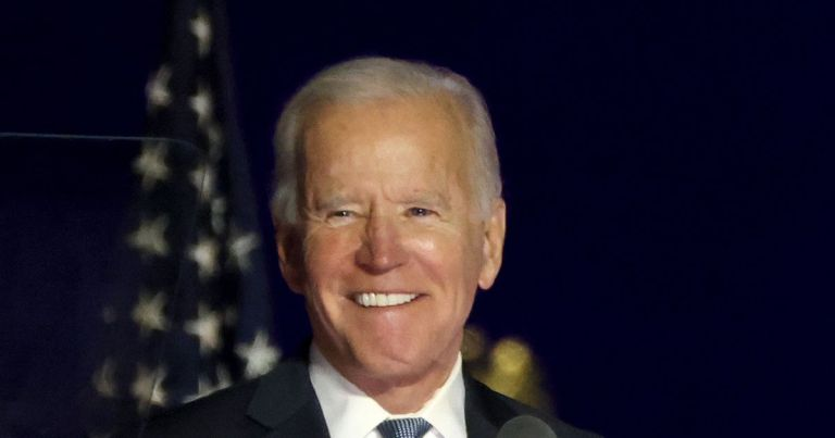 Joe Biden's odds to win presidency up to 86% as he edges closer to White House