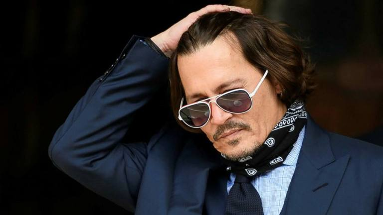Johnny Depp loses high profile libel case