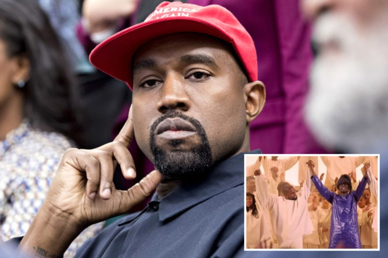 Kanye West sued for $1m by staff at his live opera for 'not paying them' after $20m Sunday Service lawsuit