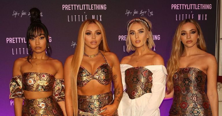 Little Mix album full of 'their own sexual energy' and needs 'parental guidance'