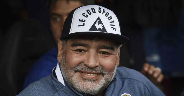 Maradona undergoes 'successful operation' after blood clot found on his brain