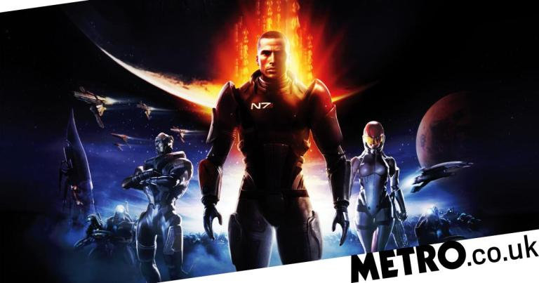 Mass Effect remaster reveal is looking like it'll be this Saturday