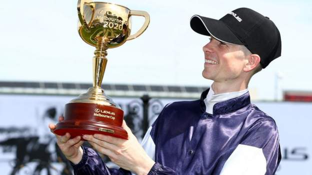Melbourne Cup 2020: Twilight Payment wins but Anthony Van Dyck is fatally injured
