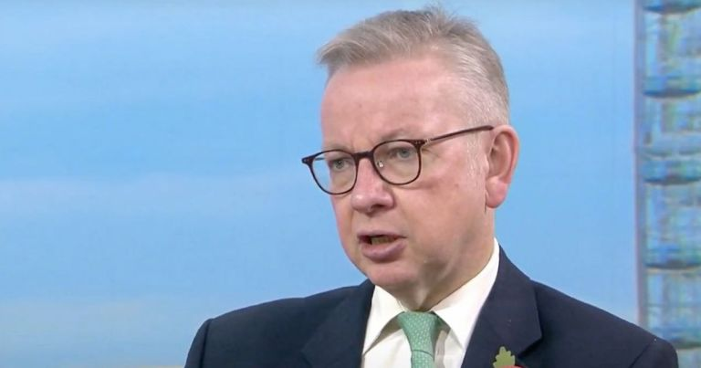 Shameless Michael Gove claims he wasn't wrong about lockdown despite vast U-turn