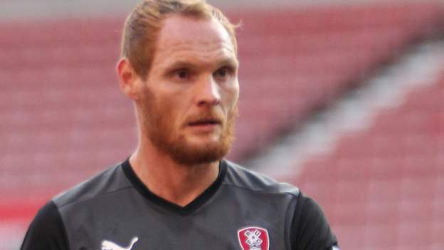 Shaun MacDonald: Rotherham United midfielder ruled out until new year with broken leg