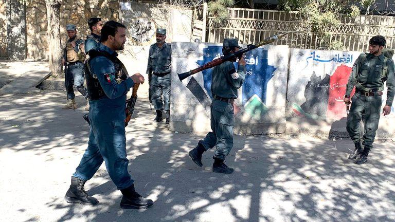 Gun battle at Kabul University kills at least 19, wounds 22