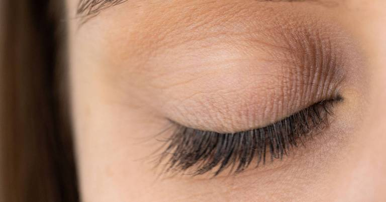 Want to make natural-looking lashes at home? This falsies hack using leg hair (!) is either seriously genius or just plain wrong…
