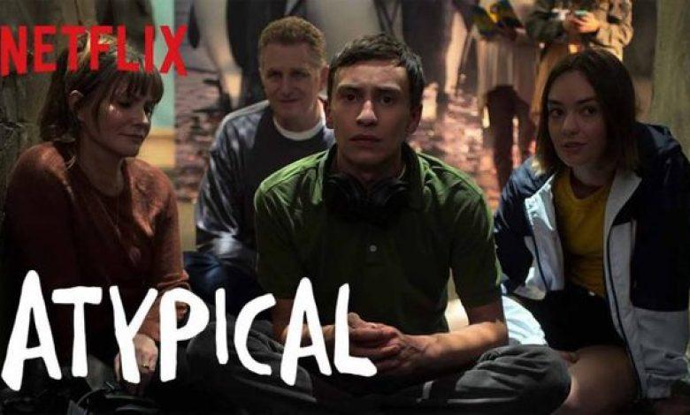 Netflix Atypical season 3