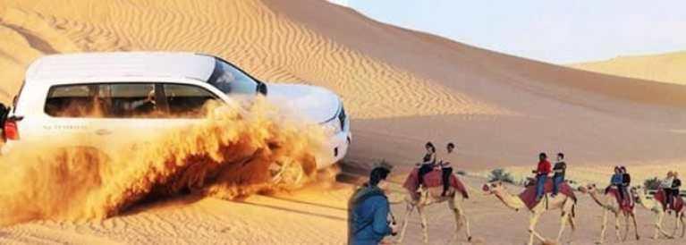 Pick the Best Bundles to Dubai Desert Safari