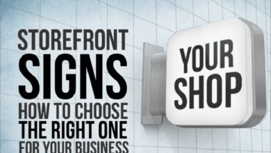 Using signboards for your business