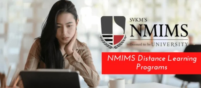 NMIMS Distance MBA