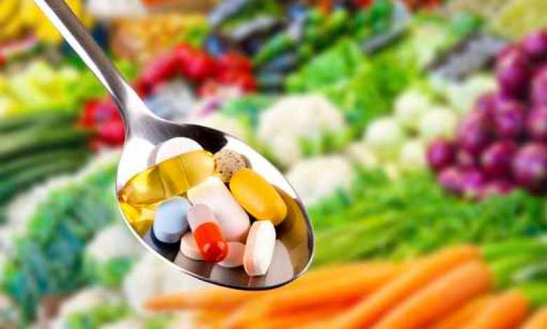 Benefits of health supplements