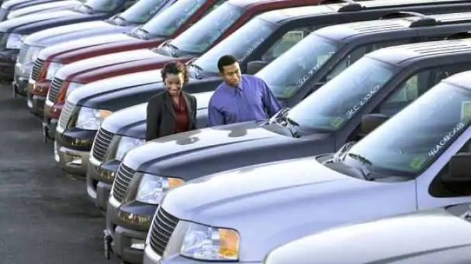 Choosing the Right Vehicle