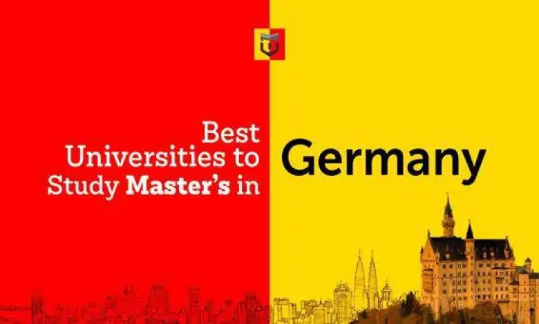 study masters in Germany