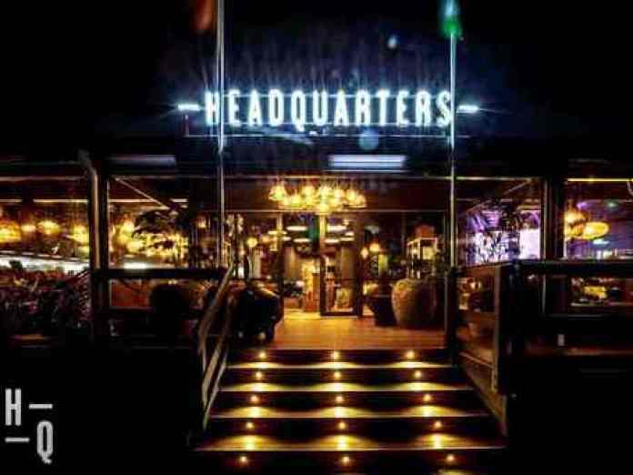 Headquaters restaurants open on Christmas