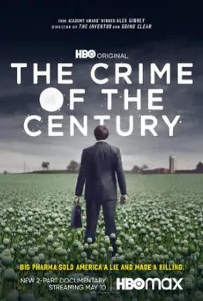 crime of the century Gibney poster