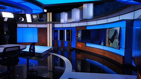 Anchorage CBS Station Debuts New Newsroom Set