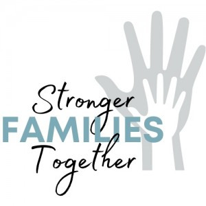 Stronger Families Together Logo