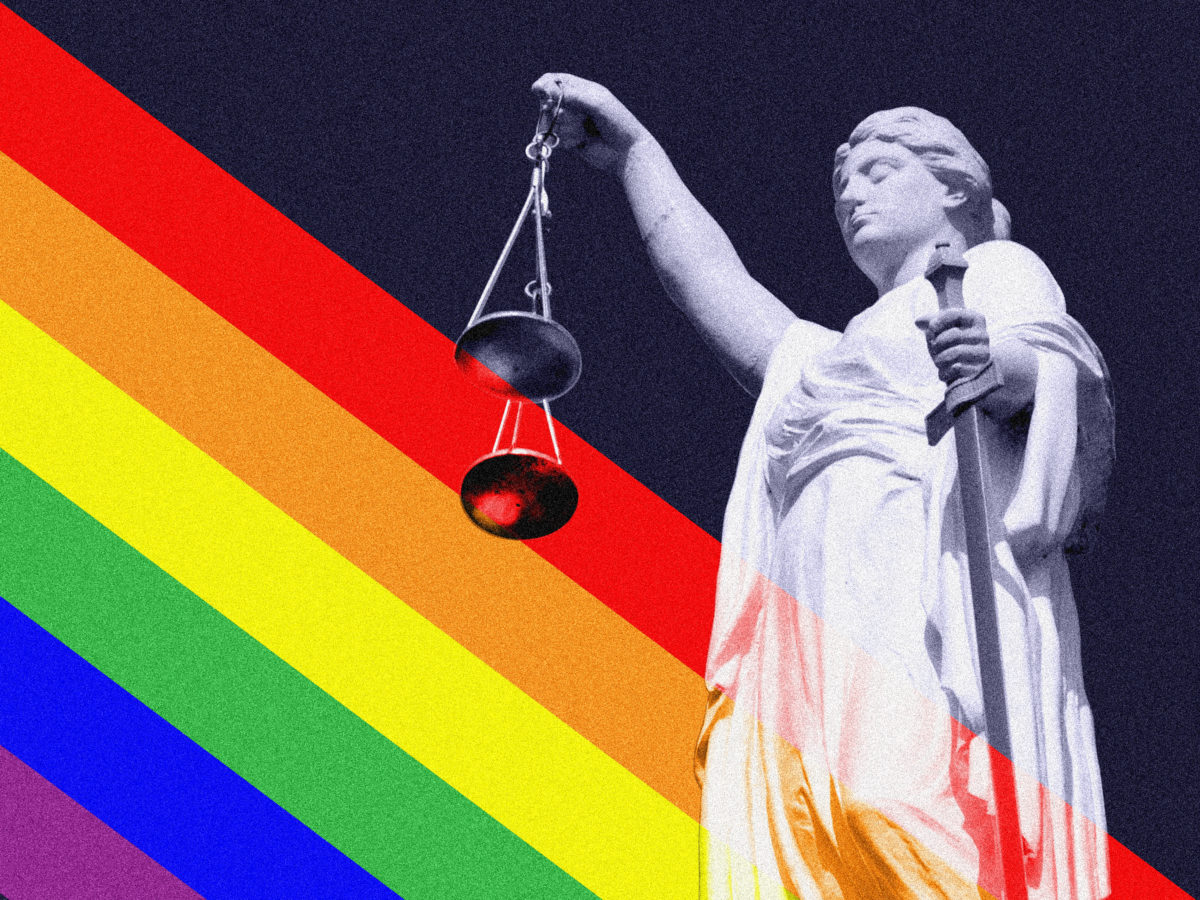 Why The Supreme Court Is Arguing About Lgbt Workplace