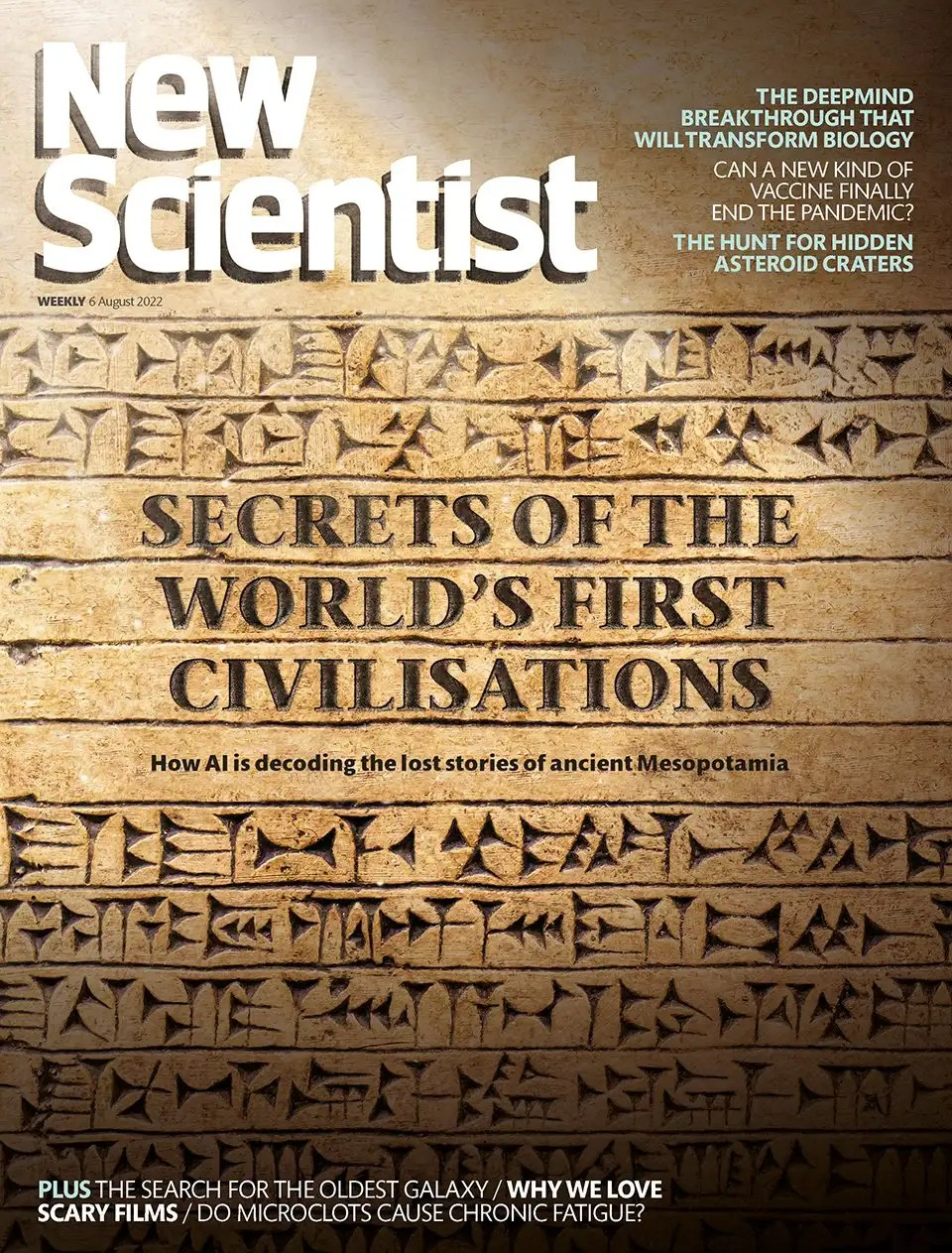New Scientist is one of hundreds of Reed titles up for sale