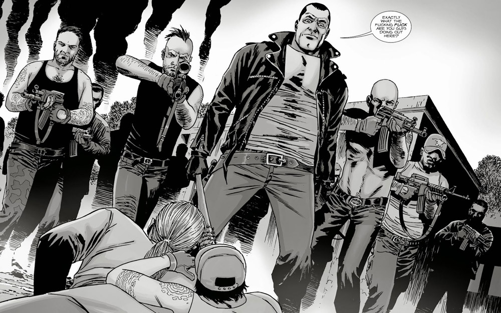 The Walking Dead, cosa sappiamo dei Salvatori secondo i fumetti?