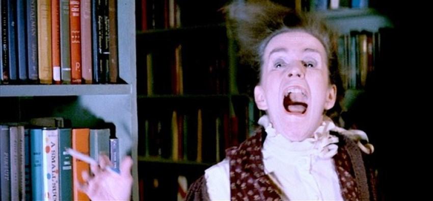 Ghostbusters 1983 - Scena iniziale in biblioteca