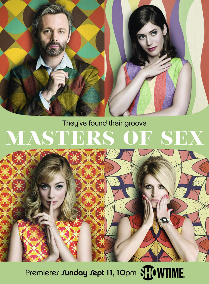 Masters of Sex 4 - Poster ufficiale