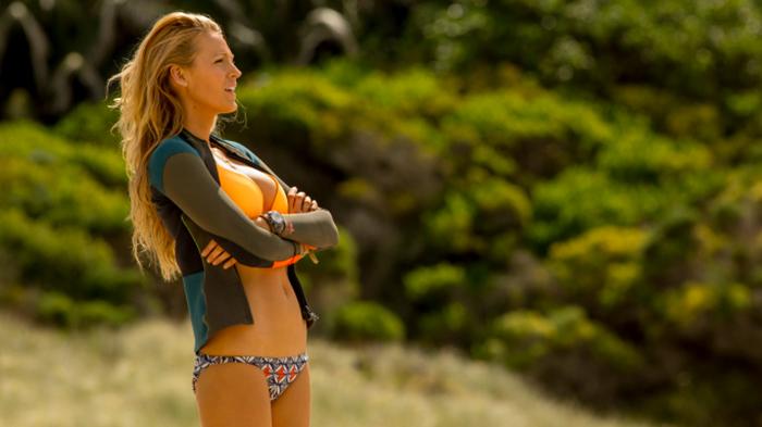 Blake Lively nel film Paradise Beach