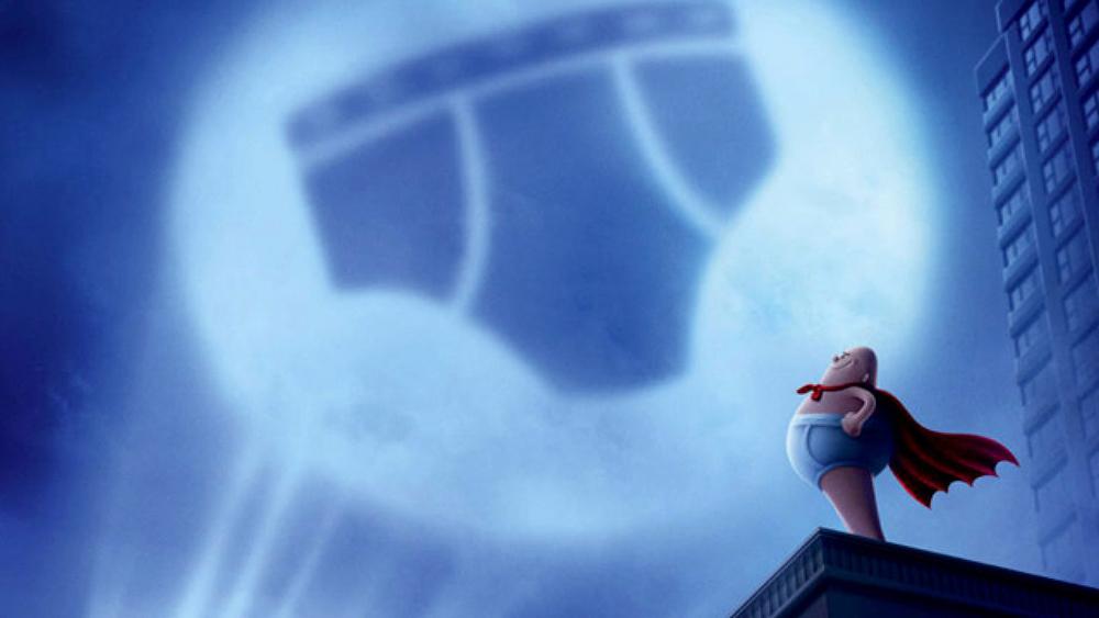 Capitan Mutanda, il trailer del nuovo film d'animazione Dreamworks