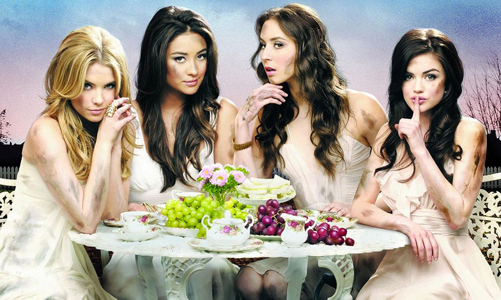 Pretty Little Liars, un tour dietro le quinte della serie tv (video)